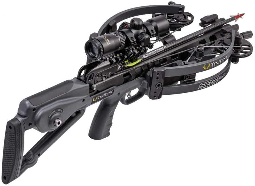 TenPoint Siege RS410 Crossbow