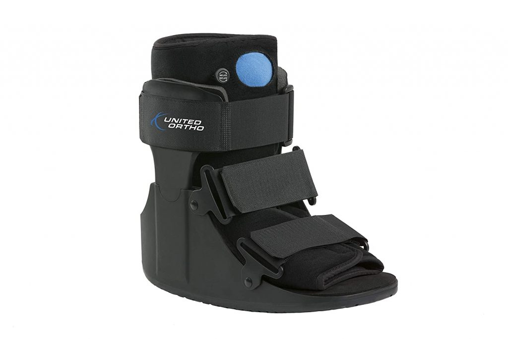 United Ortho Short Air Cam Walker Fracture Boot Review